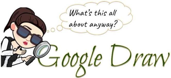 Google Draw Image
